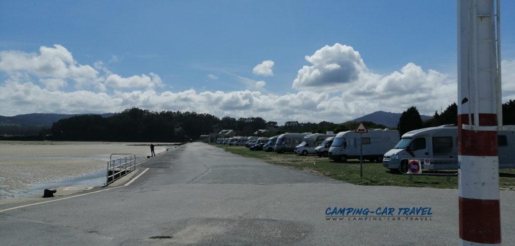aire de services camping car Foz espagne