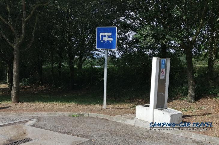 aire de services camping car Cantabria espagne