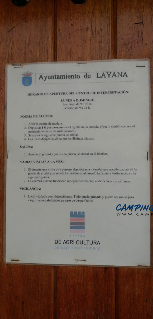 aire services camping cars Layana Aragon Espagne