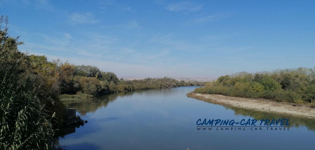 aire de services camping-cars Buñuel Espagne Navarre