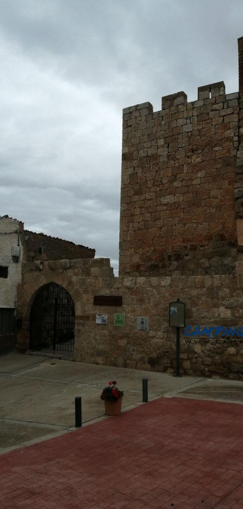 aire de services camping-cars Grisel Aragon Espagne
